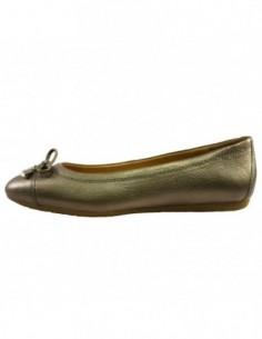Balerini dama, piele naturala, marca Geox, Cod D93M4A-1-B6-06, culoare bronz