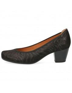 Pantofi dama, din piele naturala, marca Caprice, 9-22304-23-n-01-03, negru