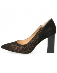 Pantofi dama, din piele naturala, marca Caprice, 9-22407-23-N-01-03, negru