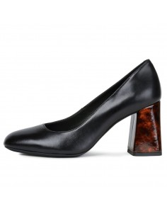 Pantofi dama, din piele naturala, marca Geox, D94ERA-C9999-01-06, negru