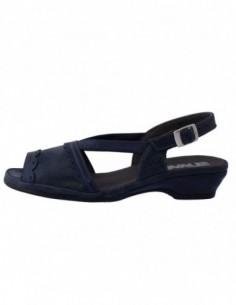 Sandale dama, piele naturala, marca Suave, Cod SUO825T-42-31, culoare bleumarin