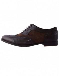 Pantofi eleganti barbati, piele naturala, marca Geox, Cod U32P2C-02-06, culoare maro