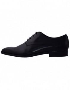 Pantofi eleganti barbati, piele naturala, marca Geox, Cod U44P4D-01-06, culoare negru