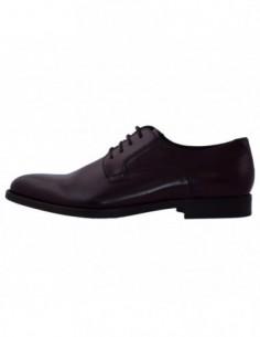 Pantofi eleganti barbati, piele naturala, marca Geox, Cod U74E3A-30-06, culoare bordo