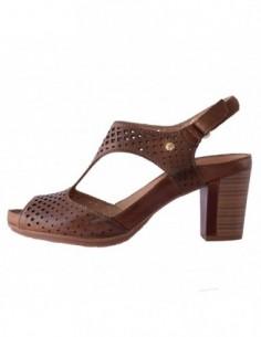 Sandale dama, piele naturala, marca Pikolinos, Cod W0K-0919-16-21, culoare camel