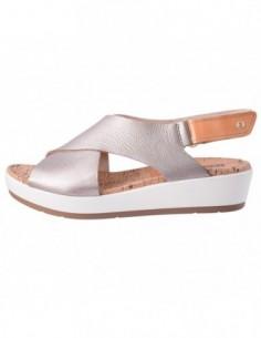 Sandale dama, piele naturala, marca Pikolinos, Cod W1G-0757CL-12-21, culoare auriu