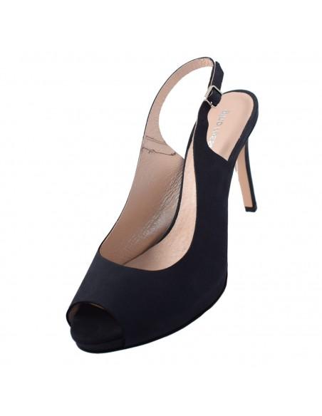 Sandale dama, din piele naturala, marca Gino Rossi, DNH769-W14-42-32, bleumarin