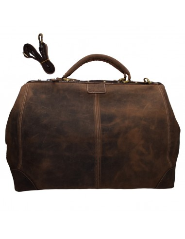 Geanta voiaj, din piele naturala, marca Tony Bellucci, T-5012-06-02-64, maro