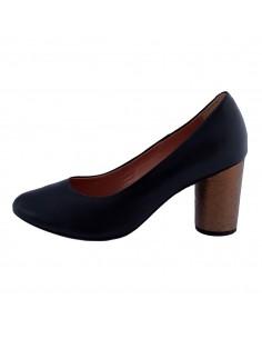 Pantofi dama, din piele naturala, marca Alpina, 80F41-19-01-23, negru