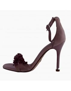 Sandale dama, din piele naturala, marca Tamaris, 1-28330-24-C5-O-10, roze