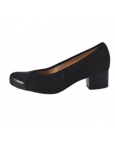 Pantofi dama, din piele naturala, marca Alpina, 80R3-5-01-O-23, negru