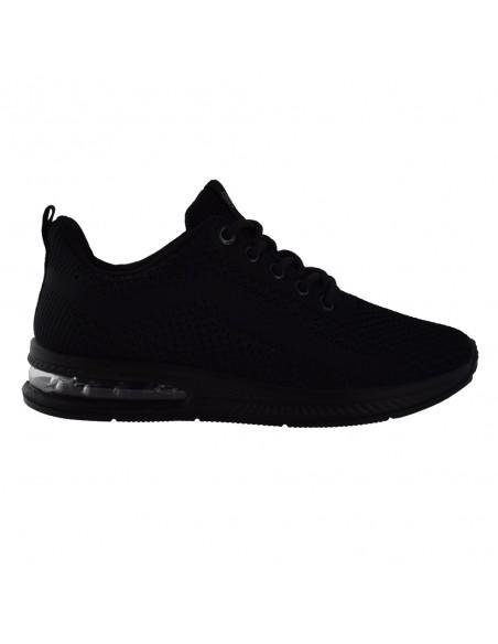 Adidasi dama, din textil, marca s.Oliver, 5-23676-24-01-O-15, negru
