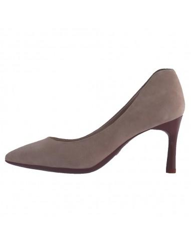 Pantofi dama, din piele naturala, marca Tamaris, 1-22409-24-C5-O-10, roze
