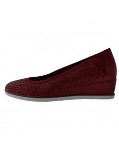 Pantofi dama, din piele naturala, Tamaris, 1-22312-24-05-O-10, rosu