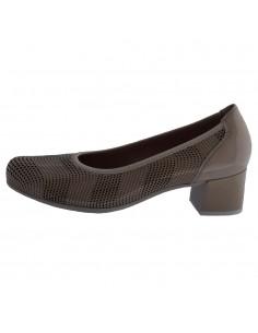 Pantofi dama, din piele naturala, Pitillos, 6041-03-O-132, bej