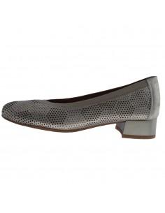 Pantofi dama, din piele naturala, Pitillos, 6073-12-O-132, auriu
