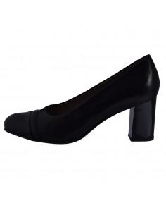 Pantofi dama, din piele naturala, Jana, 8-22492-24-01-O-09, negru