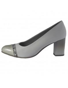 Pantofi dama, din piele naturala, Jana, 8-22492-24-13-O-09, alb