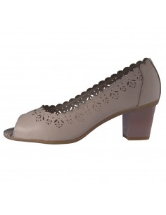 Pantofi dama, din piele naturala, Jana, 8-22495-24-C5-O-09, roze