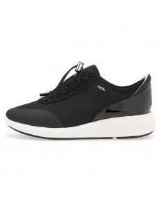 Adidasi dama, din textil, Geox, D621CE-C0595-01-O-06, negru