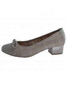 Pantofi dama, din piele naturala, Caprice, 9-22501-24-03-O-03, bej