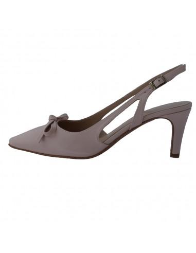Pantofi dama, din piele naturala, Brenda Zaro, T3581B-10-O-84, roze
