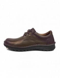 Pantofi barbati, piele naturala, marca Krisbut, Cod 4293-02-119, culoare maro