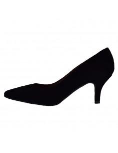 Pantofi dama, din piele naturala, Brenda Zaro, T3221-01-P-84, negru