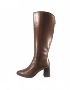 Cizme dama, piele naturala, marca Caprice, Cod 25516-02-03, culoare maro