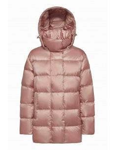 Geaca dama, din poliamida, marca Geox, W0425F-F8277-10-P-06, roze