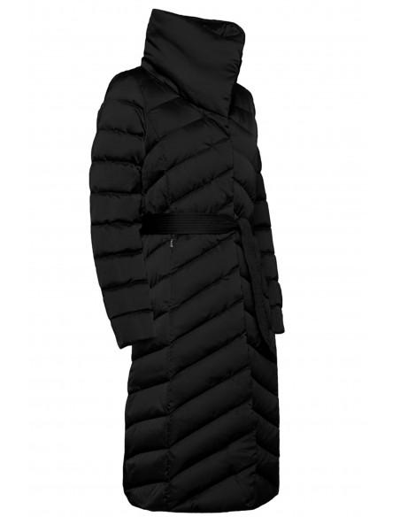 Geaca dama, din poliamida, marca Geox, W0425Q-F9000-01-P-06, negru