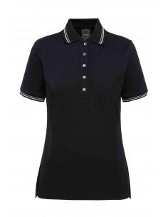 Tricou dama, din textil, marca Geox, W1210A-T2649-F9000-01-21-06, negru