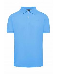Tricou barbati, din textil, marca Geox, M1210C-T2649-F4521-07-21-06, albastru