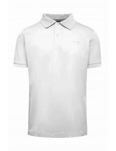 Tricou barbati, din textil, marca Geox, M1210C-T2649-F1492-13-06, alb
