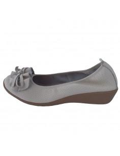 Pantofi dama, din piele naturala, marca Formazione, 313-1-52-21-145, crem