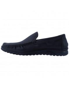Pantofi barbati, din piele naturala, marca Mels, 17020-01-21-143, negru