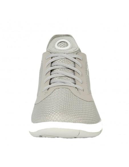 Adidasi dama, din textil, marca Geox, D15HNC-00011-C1010-14-06, gri