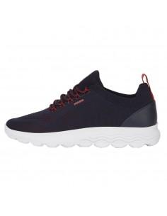 Adidasi barbati, din textil, marca Geox, U15BYA-0006K-C4064-42-06, bleumarin