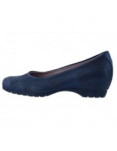 Pantofi dama, din piele naturala, marca Pitillos, 3202-42-21-132, bleumarin