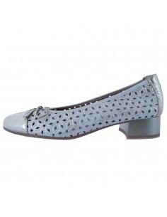 Pantofi dama, din piele naturala, marca Pitillos, 6671-12-21-132, auriu