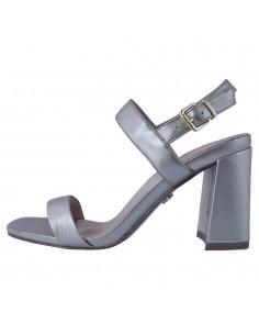 Sandale dama, din piele naturala, marca Tamaris, 1-28365-26-12-10, auriu