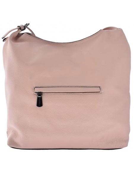 Genti dama, din piele naturala, marca Tony Bellucci, L0404-10-21-64, roze