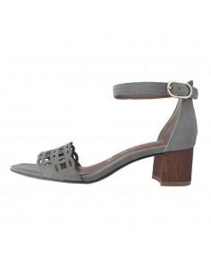 Sandale dama, din piele naturala, marca Tamaris, 1-28259-26-32-10, olive