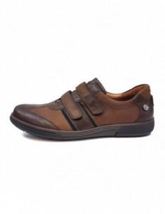 Pantofi barbati, piele naturala, marca Waldlaufer, Cod 539301-02-04, culoare maro