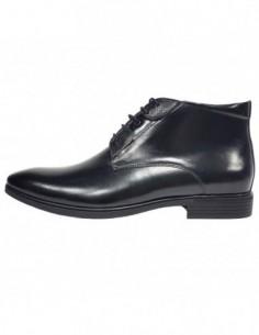 Ghete barbati, piele naturala, marca Conhpol, Cod 4982-01-40, culoare negru
