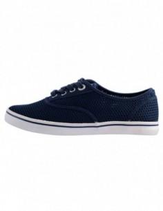 Pantofi sport dama, piele naturala, marca s.Oliver, Cod 23637-42-15, culoare bleumarin