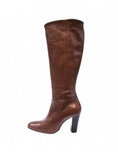 Cizme dama, piele naturala, marca Gatta, Cod 802155-02-11, culoare coniac
