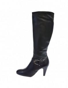 Cizme dama, piele naturala, marca Gatta, Cod 957202-01-11, culoare negru
