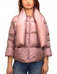 Geaca dama, poliester, marca Geox, Cod W7425J-M8-06, culoare roz