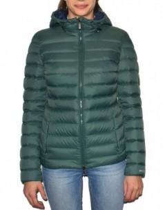 Geaca dama, poliester, marca Geox, Cod W5425B-06-06, culoare verde